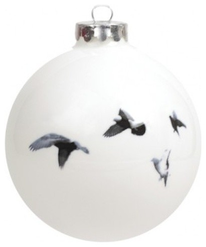 Jonathan Livingstone Bauble eclectic-holiday-decorations
