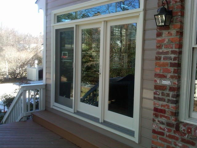 Andersen 3 Section Frenchwood Door With Transom