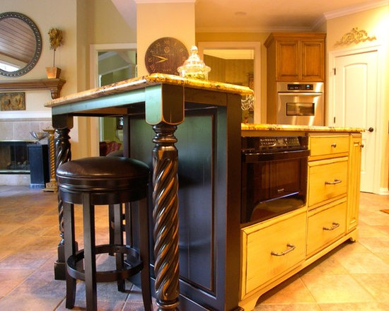 Fishers kitchen remodel 2011 -