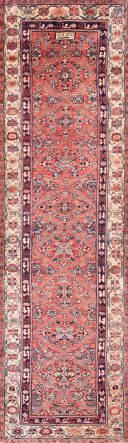 Antique Persian Informal Rugs traditional-rugs