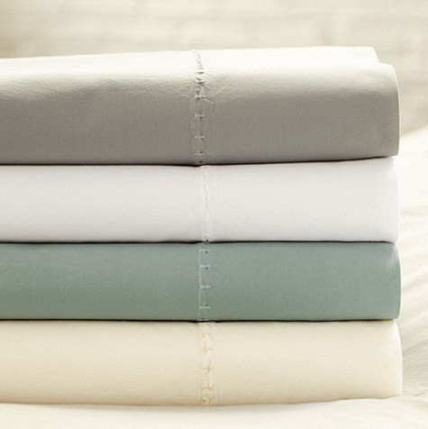 Washed Percale Sheet Sets traditional-sheet-and-pillowcase-sets