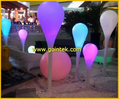 LED Swimming Balls modern-holiday-outdoor-decorations