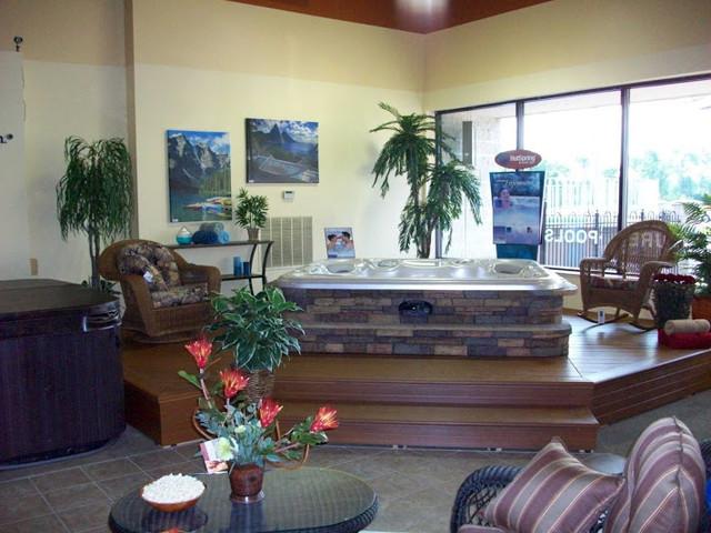 Composite Decks modern-patio