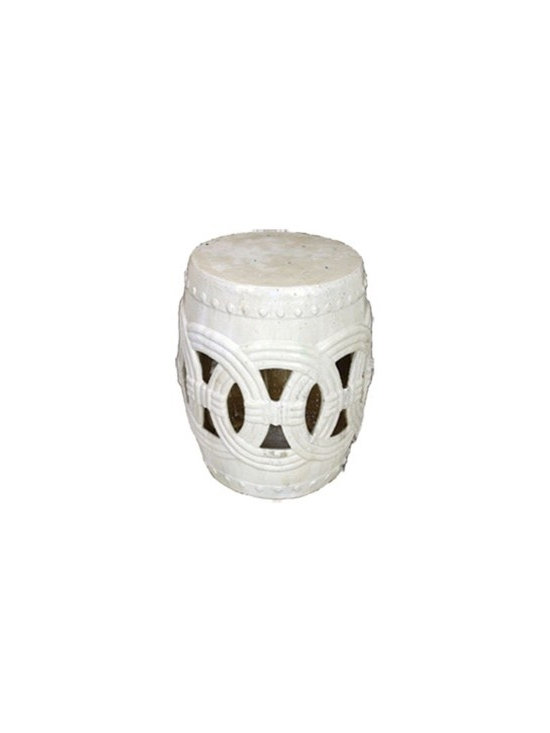 Belle and June Products - Belle and June's garden stools are the ultimate accent pieces and are available in a variety of styles and colors making them perfect for mixing and matching. Whether you're drawn to a contemporary white stool or an Asian inspired design, these stools add a touch of culture and depth to any room.