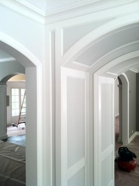 Paneled Arch
