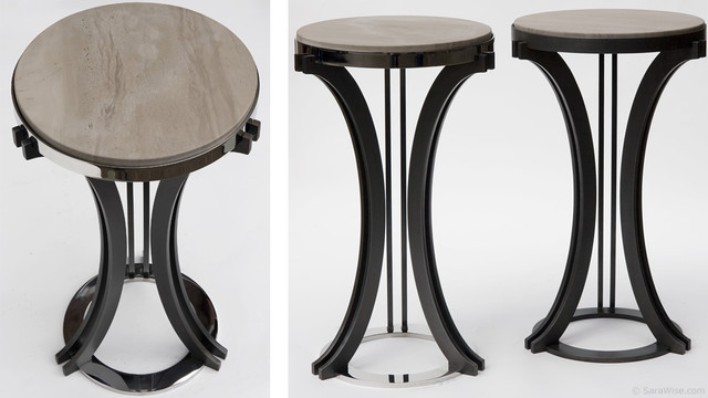 martini side table contemporary side tables and end