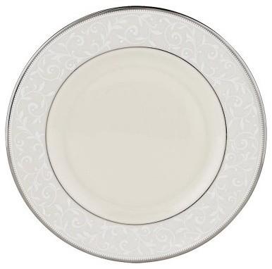 Lenox Pearl Innocence Salad Plate modern-plates