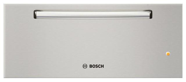 "Bosch 27"" 500 Series Warming Drawer, Stainless Steel | HWD2750UC warming-drawers"