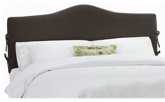 Custom Sawyer Upholstered Headboard Traditional Headboards By Home Decorators Collection