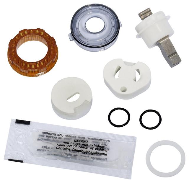 Reliant Ceramic Faucet Cartridge contemporary-bathroom-sink-and-faucet-parts