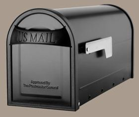 The Cambridge traditional-mailboxes