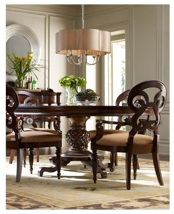 Marie Dining Table  traditional dining tables
