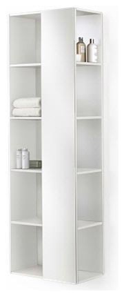 Duravit Wall Cabinet modern-bathroom-cabinets-and-shelves