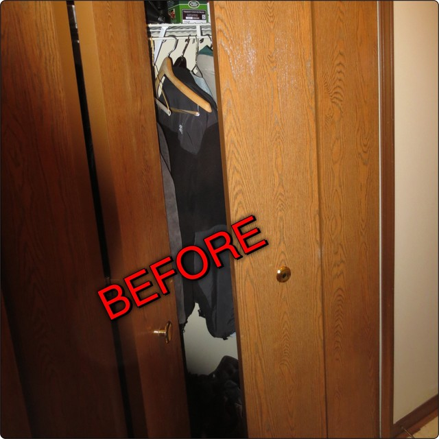 Mudroom and Entry way Remodel BEFORE AND AFTERS