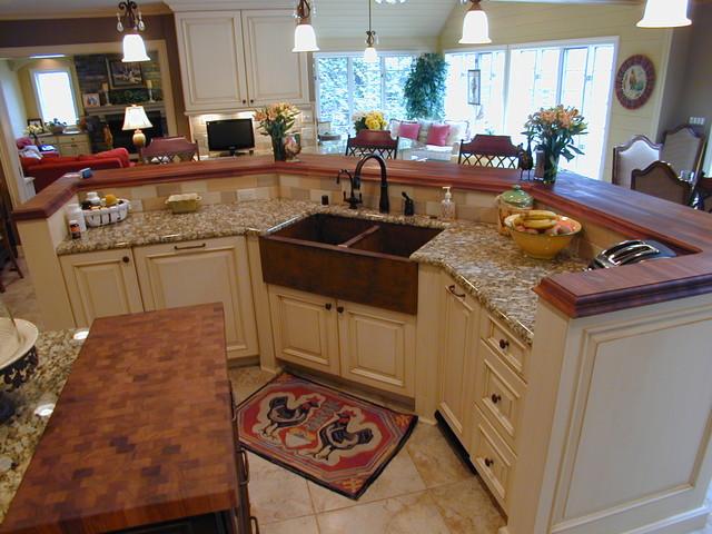 kitchen renovation traditional
