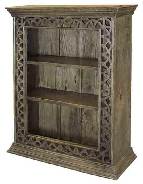Coast To Coast - Accent Bookcase - 59425 traditional-bookcases