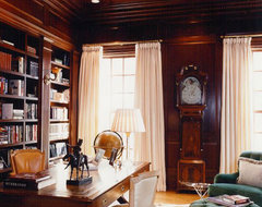 Brown Davis Interiors, Inc. traditional-home-office