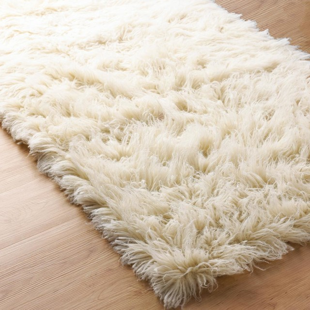 Superior Flokati Sheepskin Rug Rugs By Shades Of Light