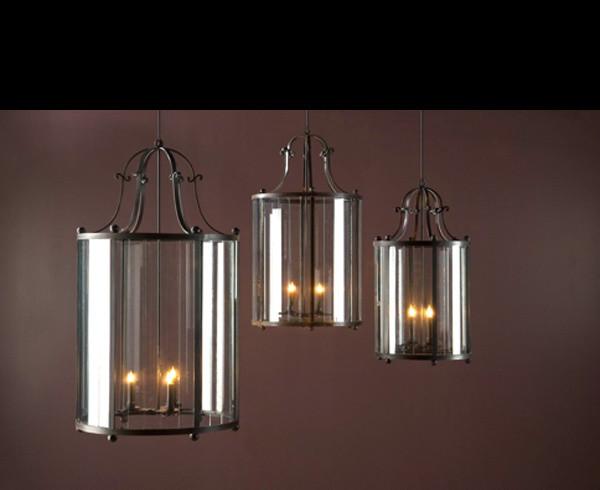 BoBo Intriguing Objects Milan Lantern traditional-pendant-lighting