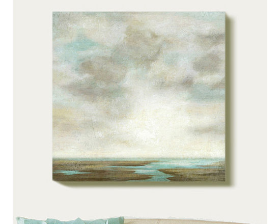 Distant Storm Giclee Print -