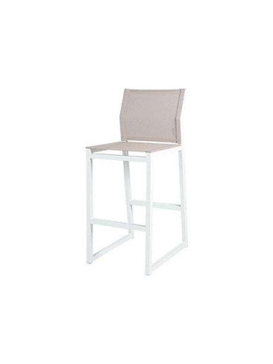 Mamagreen - Mamagreen | Allux Bar Chair - Design by Vincent Cantaert & Barbara Widiningtias.
