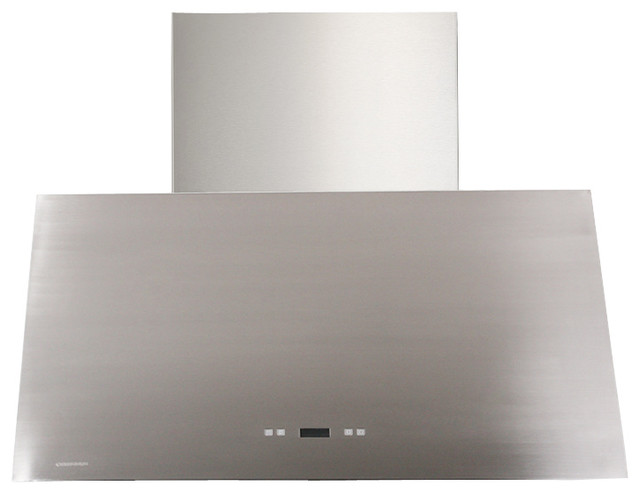 """Euro Stainless Steel Range Hood 42"""" - Cavaliere, Wall Mount modern-gas-ranges-and-electric-ranges"""