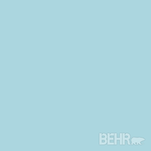 Oval bathroom vanity mirrors - Behr 174 Paint Color Rapture Blue 520c 3 Modern Paint