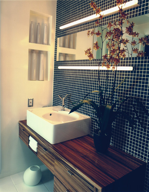 Malibu Beach House contemporary-bathroom