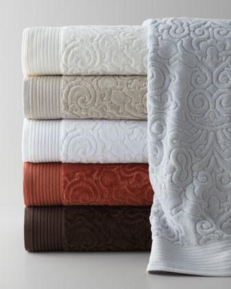 Peacock Alley Bath Towel traditional-bath-towels