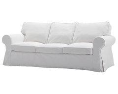 Ektorp Sofa, Blekinge White modern-sofas