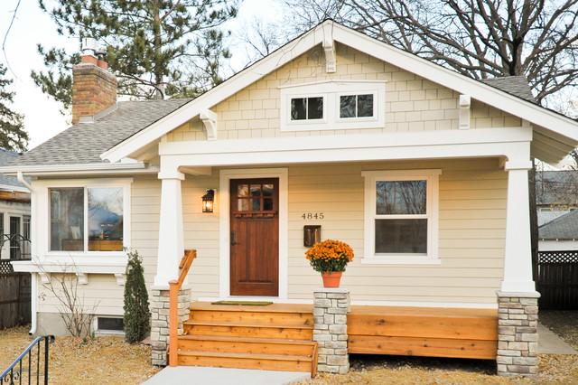 Washburn craftsman-exterior