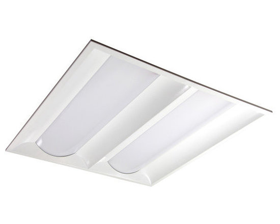 MaxLite - MaxLite MLVT22D4250 ArcMAX Volumetric LED Panel, 5000K - The MaxLite ArcMAX Lay-In LED panels are LED replacements for fluorescent troffers in new or remodel construction. MaxLite�s performance optic system, advanced light distribution and architectural styling delivers unprecedented value. High efficacy, excellent color rendering, and low glare combined with a sustainable construction positions these fixtures as ideal solutions for offices, schools, hospitals, retail, and other applications. This LED panel is fully dimmable and compatible with building controls, motion sensors, timers, and daylight harvesting systems.