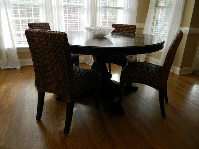 Southern Heritage Table eclectic-dining-tables