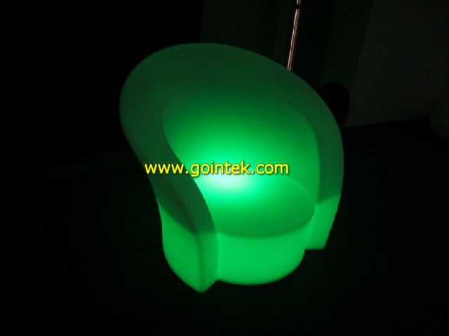 Colorful Outdoor Furniture with led Light modern-armchairs-and-accent-chairs
