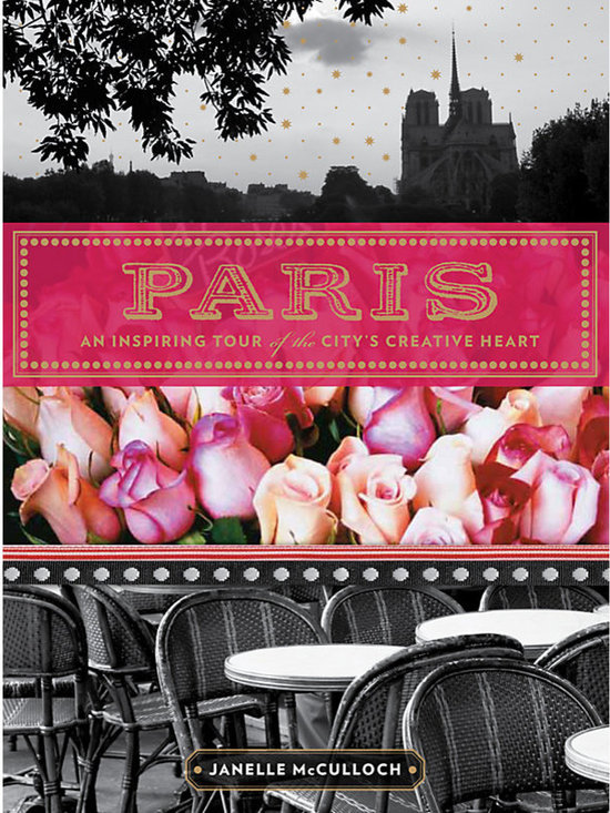 Ballard Designs - Paris: A Guide - Take a stroll through the real Paris with this beautifully photographed and gorgeously packaged book by Janelle McCulloch. Organized by arrondissement, Paris takes readers through the city most charming streets, revealing best-kept secrets and little gems at every turn: ateliers overflowing with notions, caf with their neat rows of macaroons, markets abundant with fresh flowers, shaded parks, and creative hotspots. Packed with vibrant color photographs that capture the spirit of Paris and packaged as a hefty flexi-bound paperback with a ribbon page marker, the book is a beautiful object in its own right. The accessible writing invites readers to dip in and out and provides history and context for each spot on the journey.