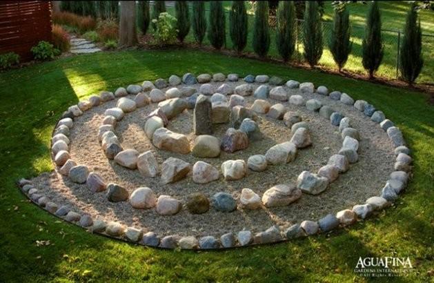 Fusion Garden modern-landscape