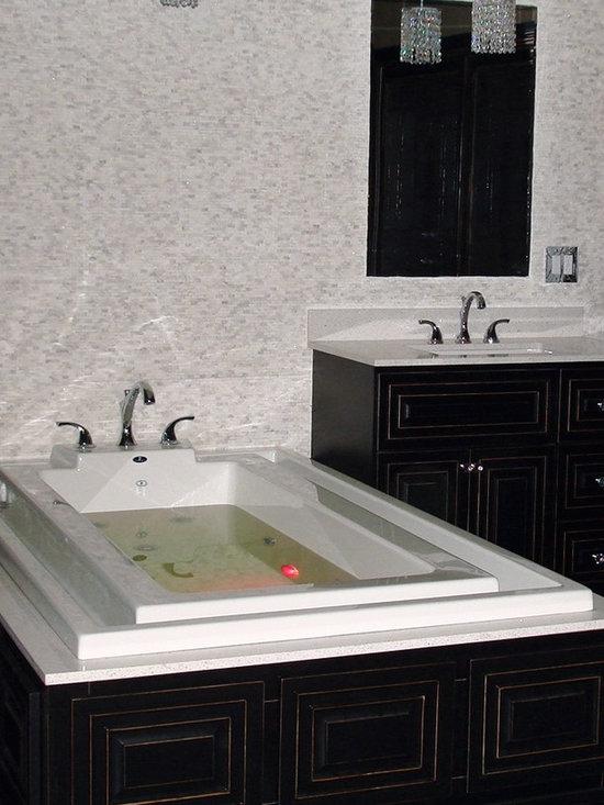 Vintage Bathroom After -