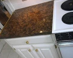 Kitchen  kitchen countertops
