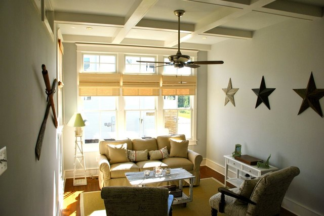 Sunny Side Up traditional-family-room