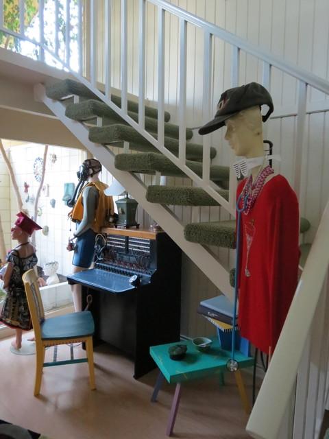 Midcentury Mannequins eclectic