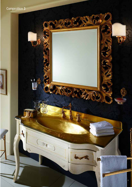 VERSAILLES collection traditional-bathroom-vanities-and-sink-consoles