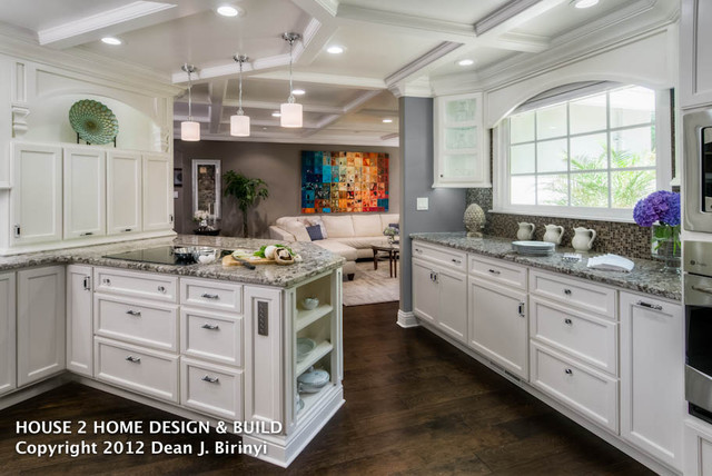 Home Remodel traditional-kitchen