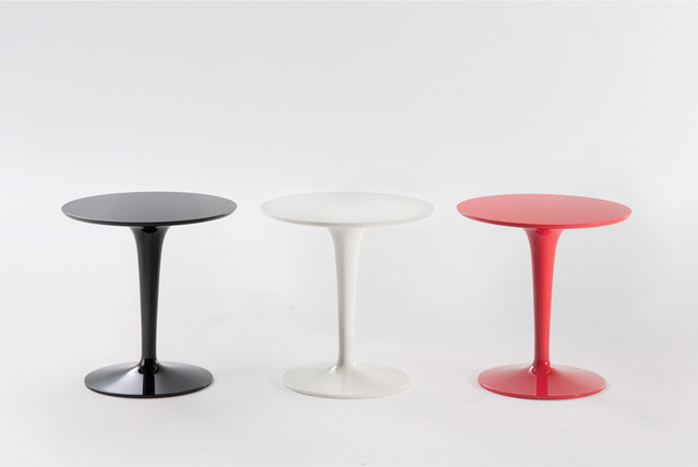 Kartell TipTop Mono Side Table - Modern - Side Tables And End Tables - by Switch Modern