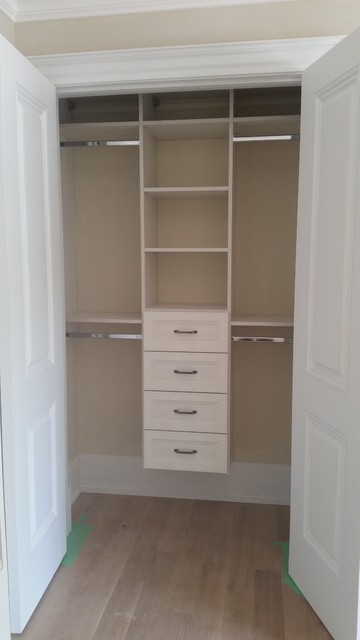 Melissa Jane Designs The Reach In Closet Transitional Closet