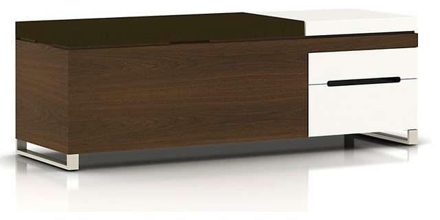 Herman Miller Cognita Storage Bench - Contemporary - Accent And Storage Benches - by Smart Furniture