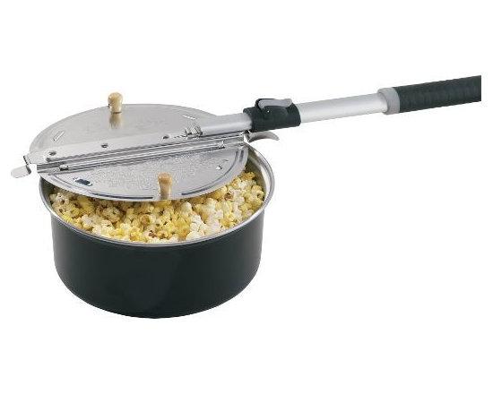 Campfire Popcorn Popper -