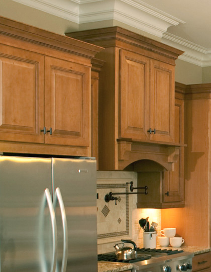 Wood Range Hoods Cabinets ~ Wood range hood modern hoods and vents by