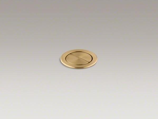 KOHLER Dual-flush actuator contemporary-toilet-handles-and-levers