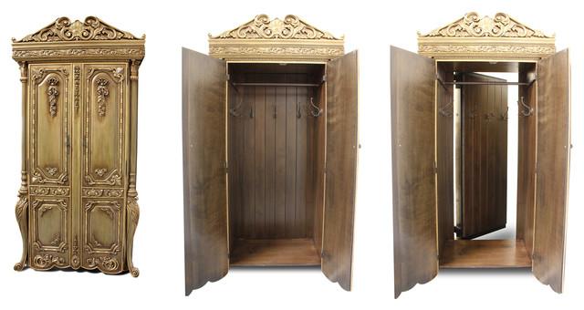 Secret Vault Doors : Wardrobe hidden passage vault door phoenix by creative