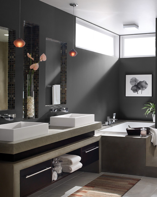 Model Pendant Lighting Is A Welcome Change Up In The Modern Bathroom Here Are Some Of Our Favorite Pendant Lighting Ideas To Help Inspire You Stylish And Versatile, Hanging Two Or Three Pendants Is A Welcomed Change From The